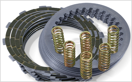 Clutch Plates & Springs