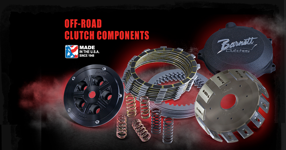 Barnett Off-Road Clutch Components