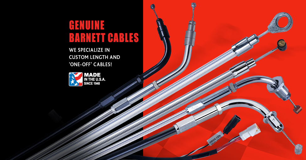 Genuine Barnett Cables