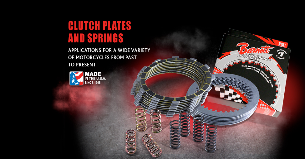 Barnett Clutch Plates and Springs