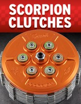 Scorpion Billet Clutches