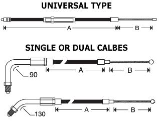 Custom Cable Measuring Guide