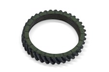 Clutch Friction Plate Kit- Carbon Fiber /