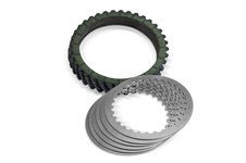 Clutch Plate Kit- Carbon Fiber /