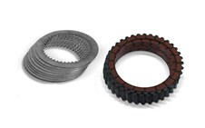 Scorpion Clutch Plate Replacement Kit /