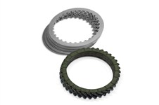Extra Plate Clutch Kit- Carbon Fiber /